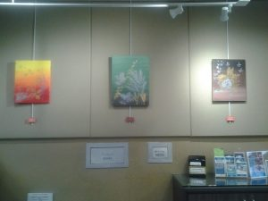 Art at the Library 1