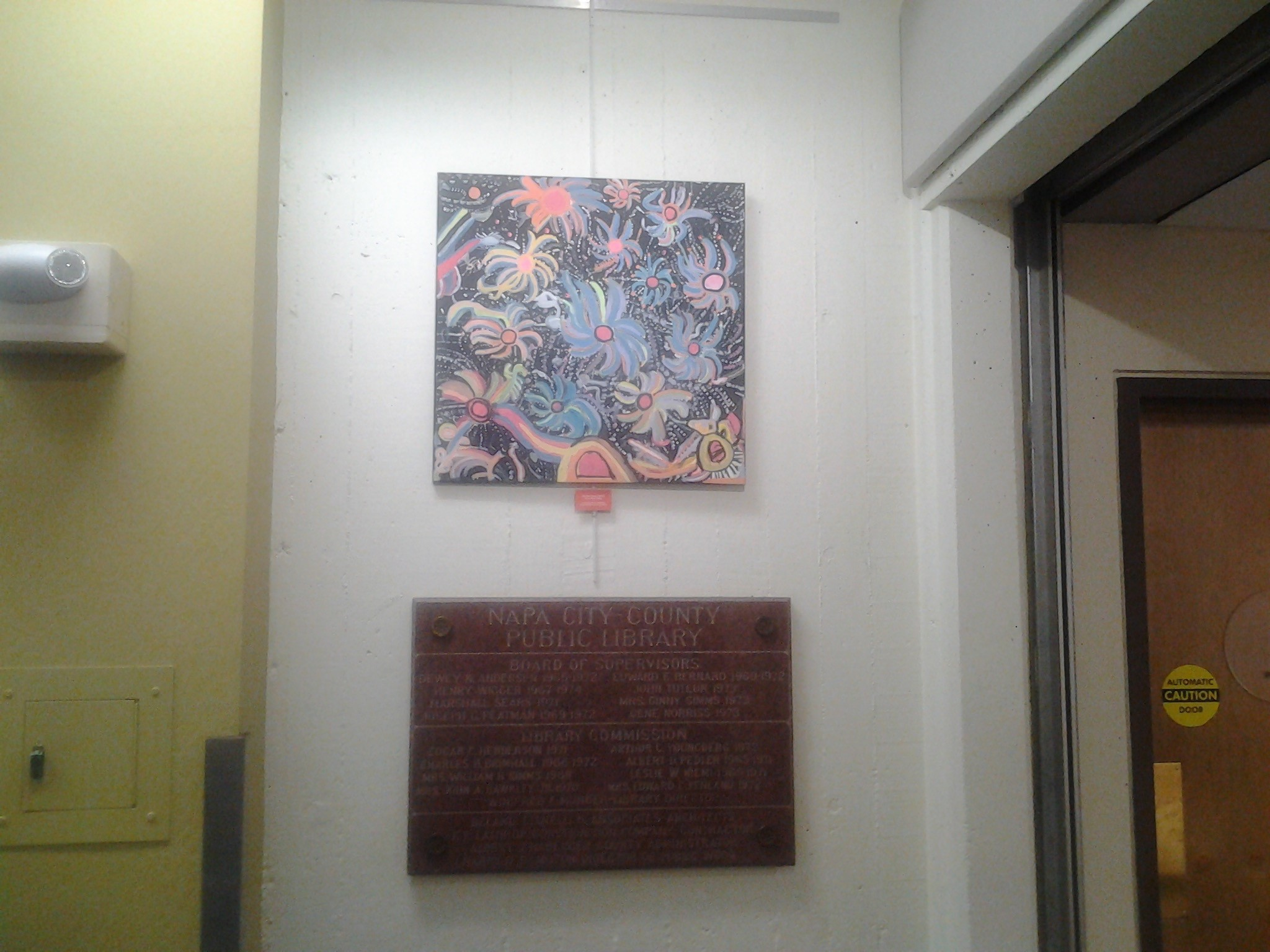 Art at the Library 2