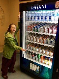 Vending Machine Success!
